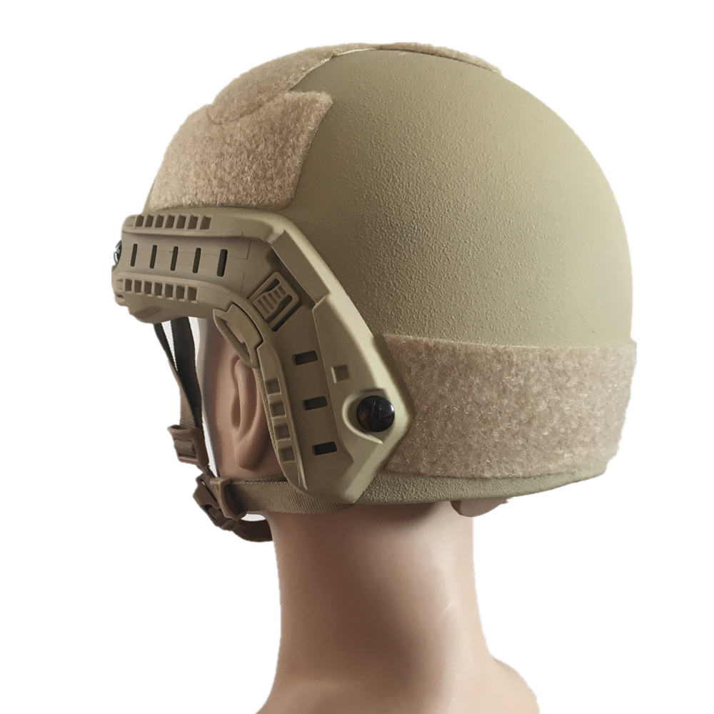 Dewbest Brand Factory Direct Selling Price Of High Quality Aramid Ballistic Helmet Nij Iiia Bulletproof Hat Bright In Colour Back To Search Resultshome