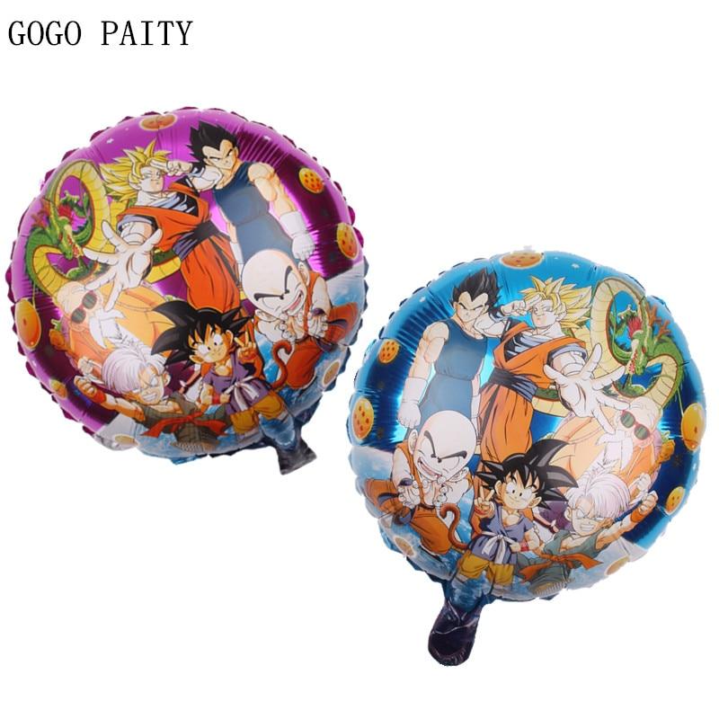 Disco Ball Decorations Cheap: GOGO PAITY Round Dragon Ball Balloon Wedding Decoration