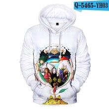3D Hoodies Spirited Away Japanese Anime Movie Oversized Moletom Pullover Lovers Clothing Hooded Printed Hoodies Men Anime Hoodie