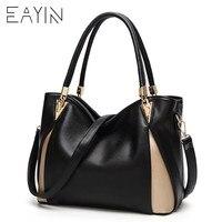 Genuine leather handbag women's shoulder bag Large Capacity bags for girls messenger bag women's big bolsos mujer 2018