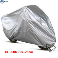 High Quality XL Waterproof Motorcycle Cover Scooter Motorbike UV Rain Dust Protector for Yamaha xj6 diversion,R6 2007,600 XT