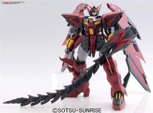 Image 4 - BANDAI MG 1/100 New Mobile Report Gundam Wing OZ 13MS Gundam Epyon EW Action Figure Kids Assembled Toy Gift