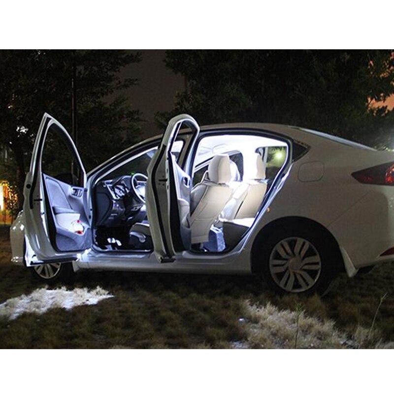 PEUGEOT 206 308 3008 408 508 CITROEN C5 üçün Super Parlaq Ledli - Avtomobil işıqları - Fotoqrafiya 5