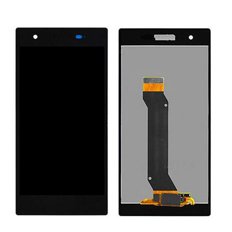 For Sony Xperia Z1S L39T C6916 LCD Display with Touch Screen Digitizer Assembly Free shipping for sony xperia z1s l39t c6916 full lcd