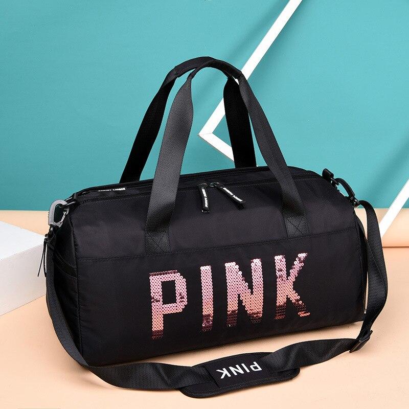 feminina fim de semana esportes duffel sacos lgx65