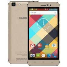 Оригинал CUBOT Радуга ROM 16 ГБ + RAM 1 ГБ Сети 3 Г 5.0 »Android 6.0 MTK6580 Quad-Core 1.3 ГГц Смартфон