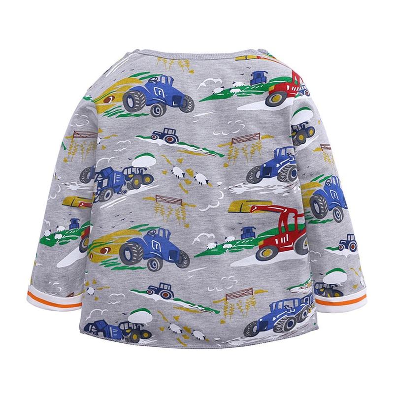 fashion cartoon mini car pattern tops high quality tops for children cool sweatshirts camisas hombre manga larga 4no30 (8)