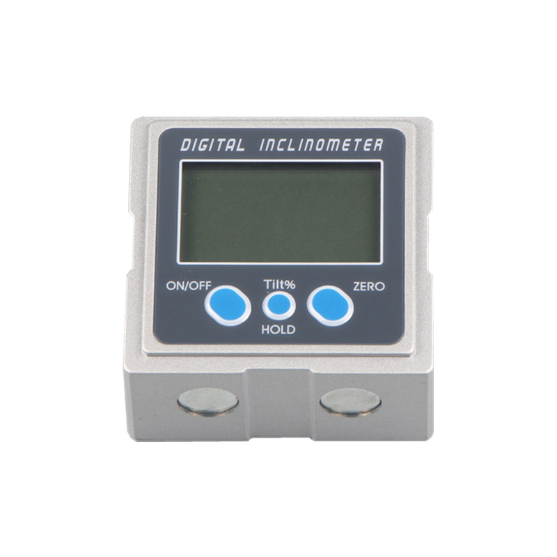 Digital Protractor Angle Level Box with Three Magnets Base PRO 360 Electronic Protractor Digital Inclinometer Metal Box lixf dxl360s digital lcd protractor inclinometer single dual axis level box 0 01 degree