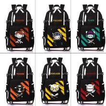 Rainbow Six Siege Canvas Backpack Teenager student school bag Woman/Men Fashion Rucksack Zipper Book bag Laptop bag packsack(China)