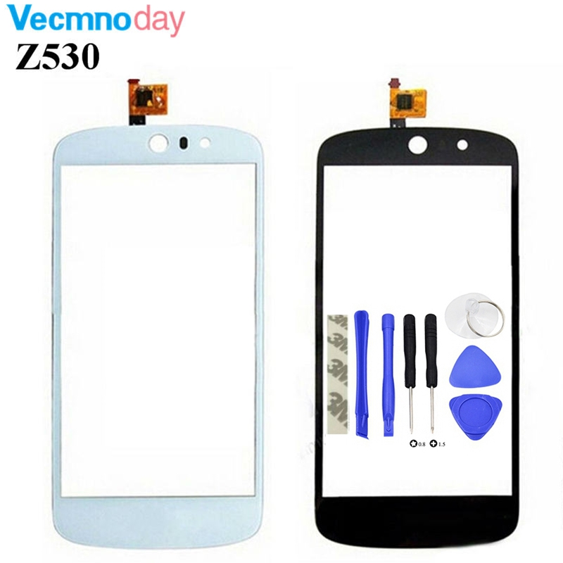 Vecmnoday 5.0 inch For Acer Liquid Z530 New Digitizer Touch Screen Panel Sensor Lens Glass Replacement + ToolsVecmnoday 5.0 inch For Acer Liquid Z530 New Digitizer Touch Screen Panel Sensor Lens Glass Replacement + Tools