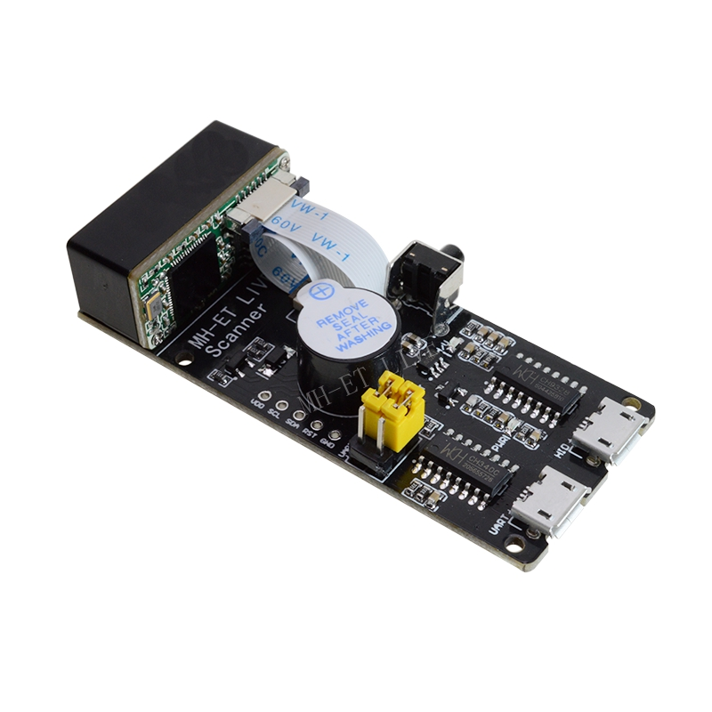 US $25 0 |QR /1D/2D/code Scanner V3 0 bar code Scan recognition module  serial communication UART interface USB keyboard input-in Home Automation