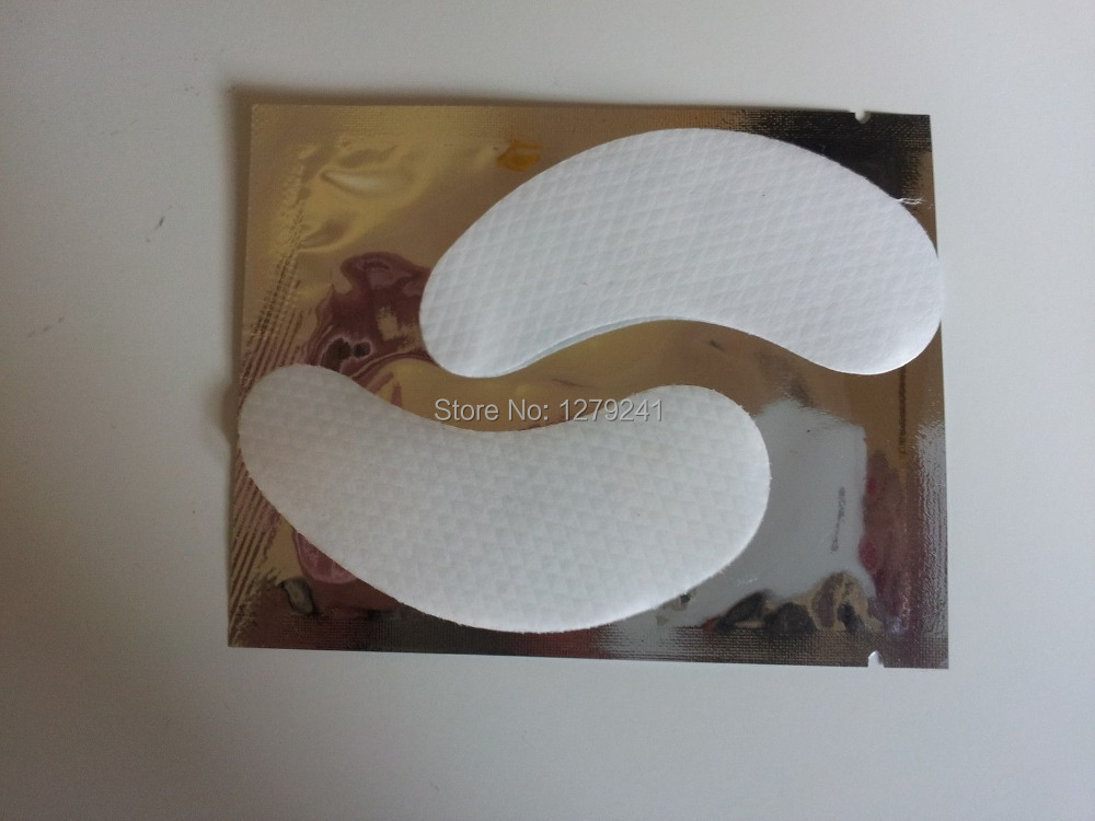 Lint Free Under Eye Patches Pads Tapes For Lash Eyelash Extension