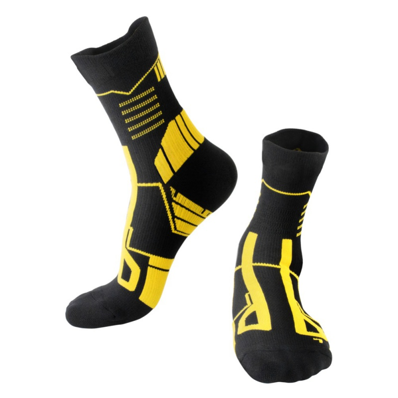 New Arrived Outdoor Running Professional Man Cotton Socks Breathable Bicycle Socks Men's Women's Sport Cycling Socks