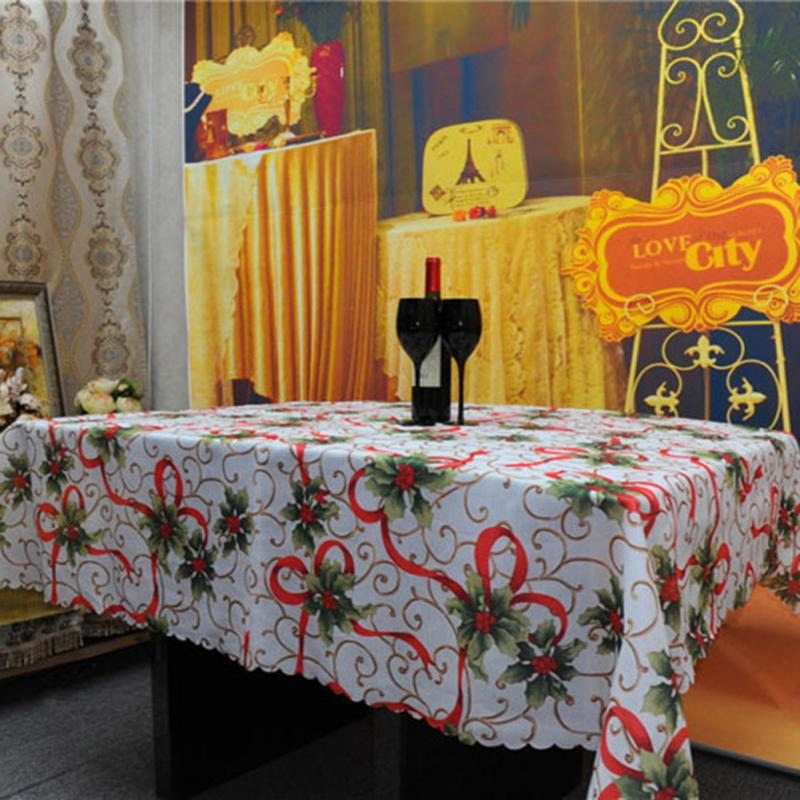 Fashion Christmas Decoration Supplies For Dining Table