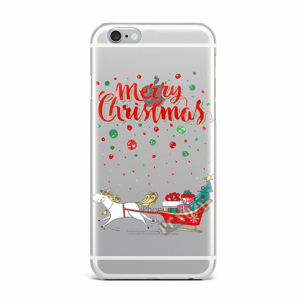 Unicorn Phone Cases For Iphone 7 6 6S 8