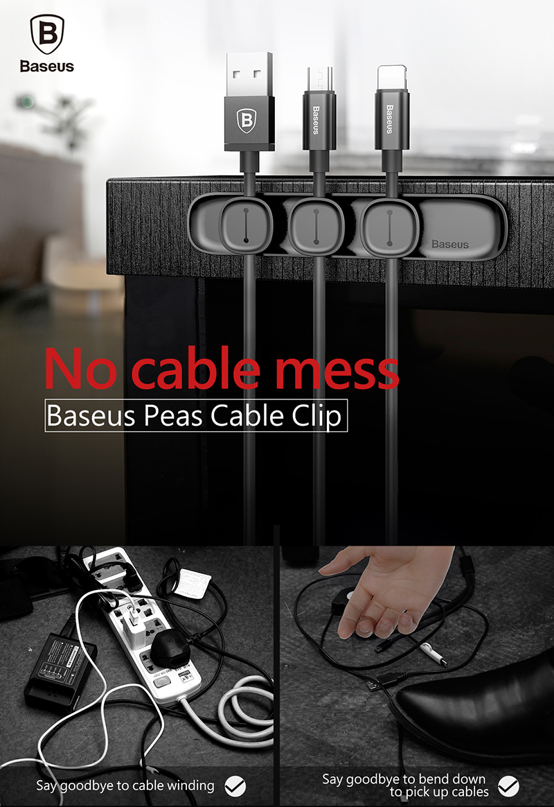 1 Magnetic Cable Clip