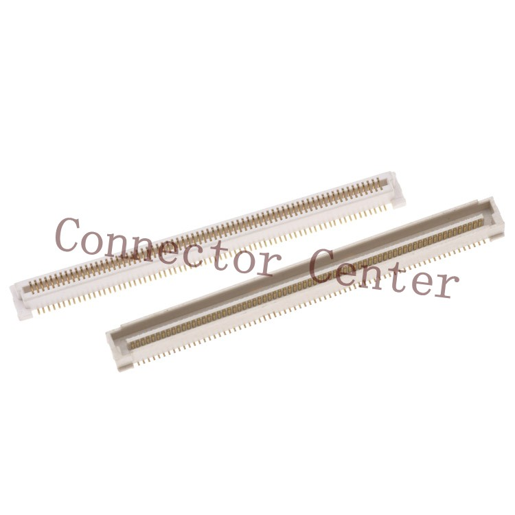 Board to Board Connector 0.8mm Pitch 2*70Pin 140POS Famale Height3.7mm Male4.6mm Shut Height 5mm