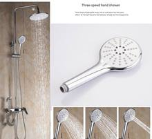 MOIIO Shower set Lifting shower Intelligent thermostatic setHot and cold