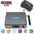 Mejor BB2 S912 Amlogic del Androide 6.0 Tv Box 2 GB RAM 16 GB ROM Dual WiFi Bluetooth 4.0 Smart Media Player 1000 M LAN Con i8 Keyboard