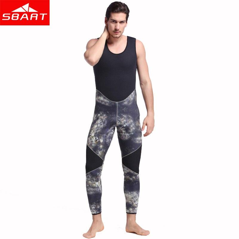SBART Underwater Thick Warm Men Neoprenanzug mit Kapuze, 3 mm, - Sportbekleidung und Accessoires - Foto 3