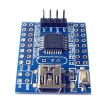 XD-28A STM8 Core Board Development Board STM8S103K3T6 with USB input high quality stm8s103f3 stm8 core board development board w swim socket