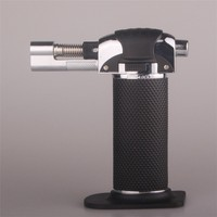 Butane Gas Trip Micro Blow Torch Lighter Welding Soldering Brazing Refillable Gas Tool DHL Fedex Free