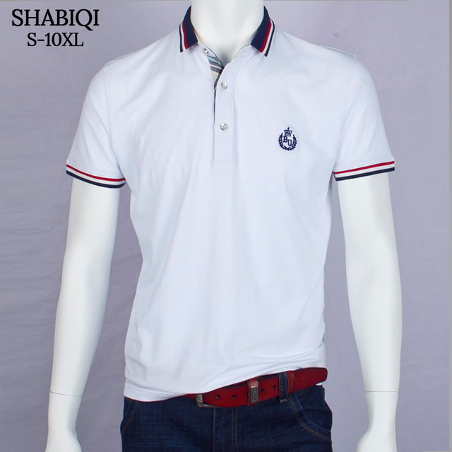 Men Polo Shirt Short Sleeve