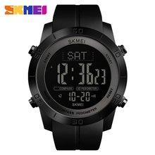 цена SKMEI Top Brand Watch Men 50m Waterproof Multifunction LED Digital Watch Business Casual Wrist Watch Models Relogio Watches онлайн в 2017 году