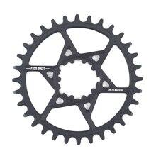 PASS QUEST SRAM gx xx1 eagle GXP Round MTB Narrow Wide Chainring 32T-42T Bike Bicycle Chainwheel/Chain Wheel 0mm Offset Crankset