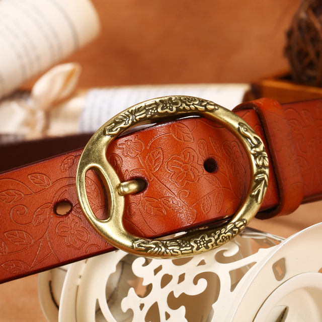 Womens Vintage Belts