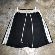 Daniel Patrick Shorts Men 1:1 Streetwear Skateboards Short Pants Justin Bieber Mesh Cotton Daniel Patrick Short Sweatpants
