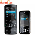 Nokia n96 n96 100% original del teléfono móvil wifi gps bluetooth cámara de 5mp abrió el teléfono gsm wcdma