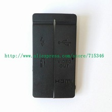 NEW USB/HDMI DC IN/VIDEO OUT Rubber Door Bottom Cover For Canon EOS 50D Digital Camera Repair Part