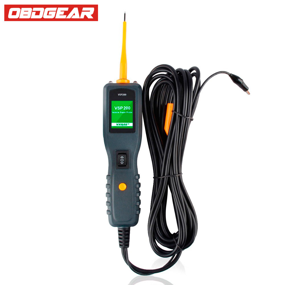 Electrical Power Tester : Vxdas vsp vehicle super probe circuit tester electrical