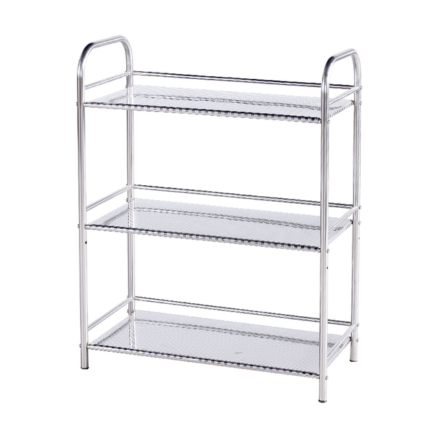 Stainless Steel Kitchen Shelving Storage Rack Shelf Microwave Oven To Objects Sorting Shelves Specials