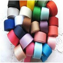 8 jardas/lote 1cm cores mistas cinto fita conjunto para diy artesanal jóias acessórios decoração
