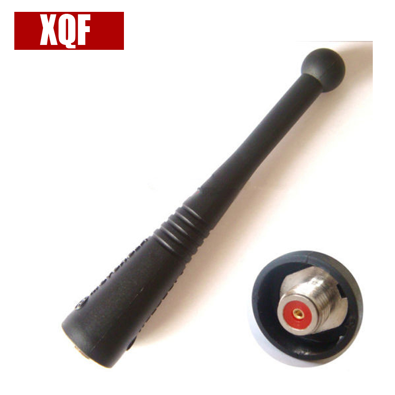 XQF <font><b>800</b></font> <font><b>MHz</b></font> Stubby <font><b>Antenna</b></font> For Motorola MTX8000 XTS5000 Two Way Radio image