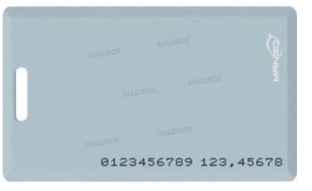 Best buy ) }}125KHz rfid EM ID Thick Time Attendance Card Access