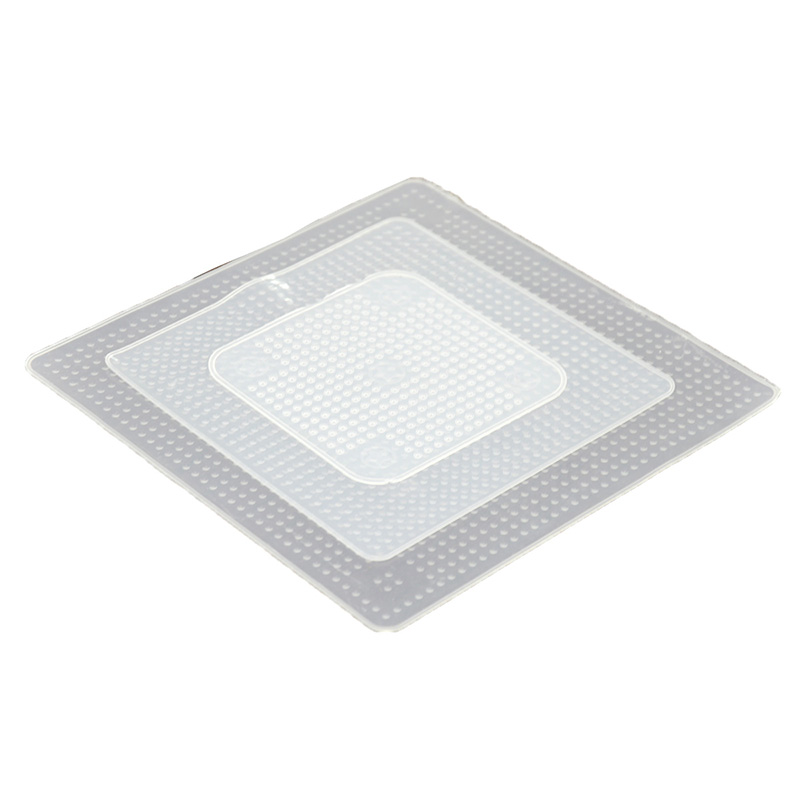 4 stks Clear Herbruikbare Siliconen Wraps Seal Cover multifunctionele - Home opslag en organisatie
