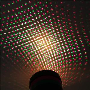 Image 2 - Più Nuovo in Movimento Pieno Cielo Star Laser Proiettore di Illuminazione di Paesaggio Blu E Verde Della Fase Del Led Luce Esterna Del Prato Inglese Della Lampada Del Laser in eu Us Au Uk