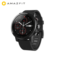 Original Xiaomi Huami Amazfit Stratos Pace 2 Smart Watch With GPS Idirectional For IOS Android Phone