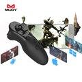 Mijoy universal bluetooth remote control de juego joystick inalámbrico ratón para htc android ios teléfono bluetooth gamepad android teléfono