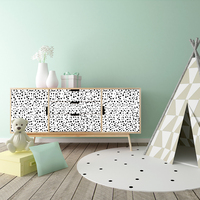 Funlife Nordic Simple Style Of Leopard Wallpaper SWP024