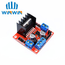 1pcs/lot L298N motor driver board module L298 stepper motor smart