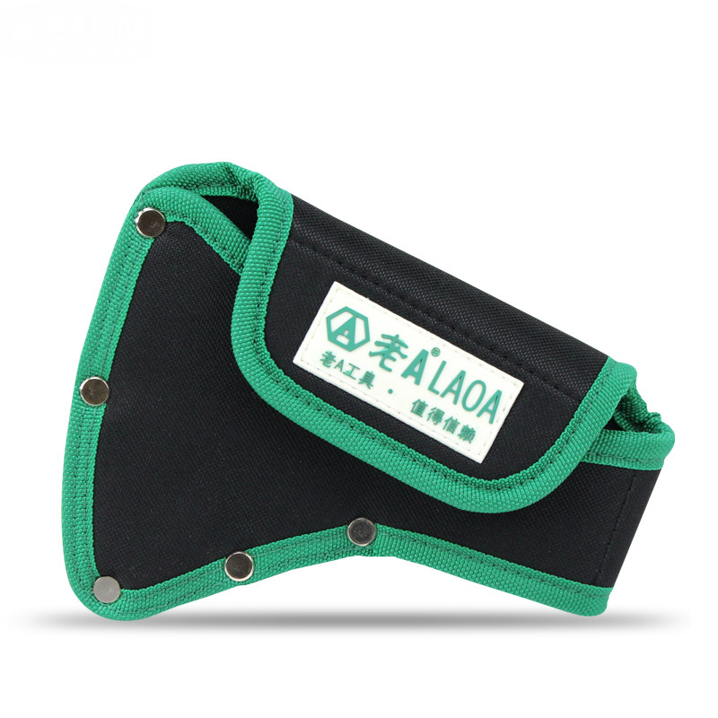 Axe Waist Bag Tool Sheath Bagsheath Woodworking Oxford Cloth Bag Axe Waterproof And Abrasion Resistance