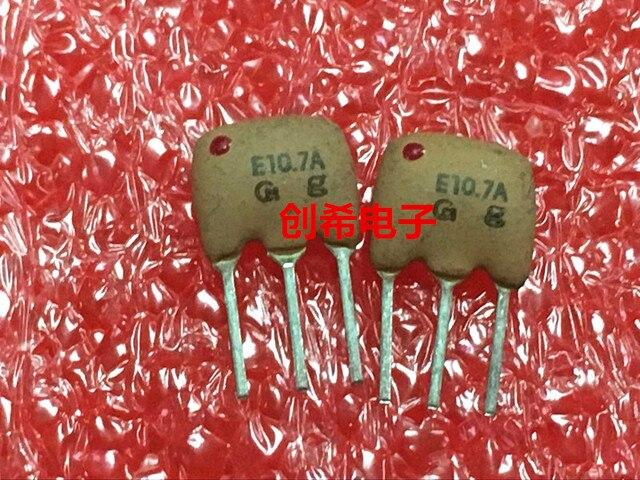 E10.7A SFELF10M7FA00 إلى 10.7 ميجا هرتز فلتر السيراميك 280 كيلو 10.7 متر