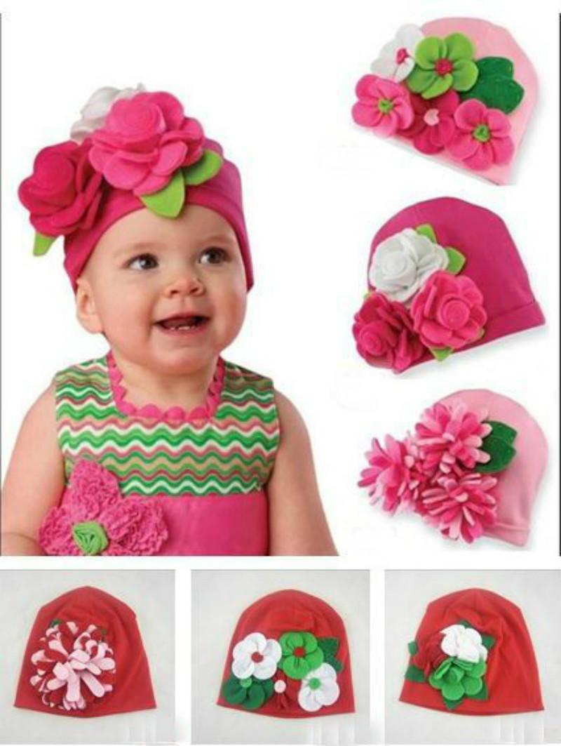 hermosas chicas sombreros de invierno beb de la gorrita tejida caliente regalos de navidad fotografa recin