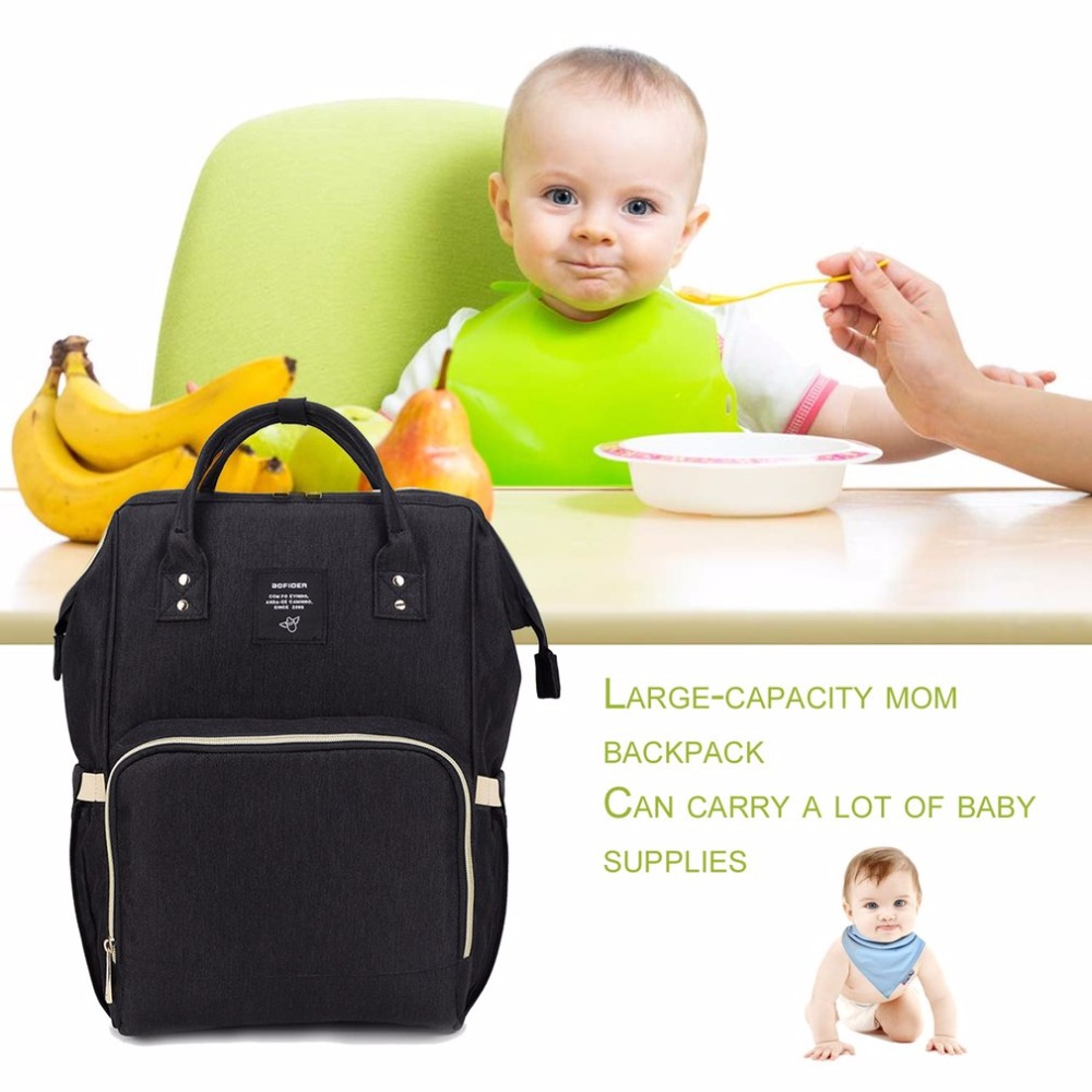 Multifunctional Waterproof Oxford Cloth Mummy Maternity Nappy Diaper Bag Large Capacity Baby Bags Travel Backpack Handle Baby new large capacity multifunctional mummy backpack babies diaper bags maternity bag baby care product nappy bags mama gifts 1pcs