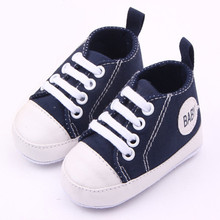 E&Bainel Canvas Newborn Baby Shoes Girls Baby Moccasins Shoes For Boys Sport Shoes Baby Sneakers Children's First Walkers