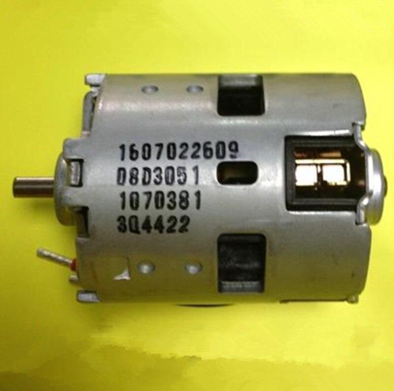 18V Motor 1 607 022 609 1607022609 for BOSCH GSB18VE 2 LI HDH181 GSR18VE 2 LI